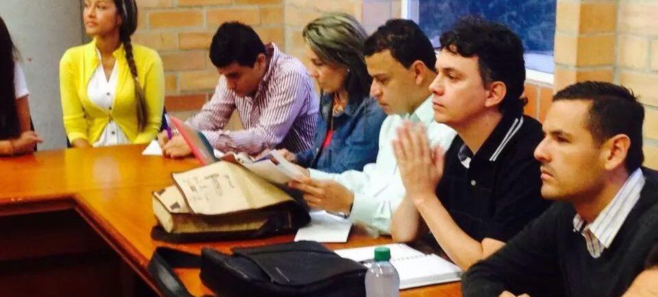 Jurado de los Premios APP 2014 - Universidad Católica Luis Amigó.