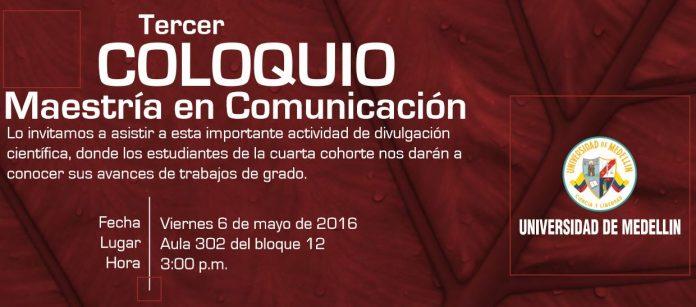 Coloquio Comunicación transmedia en los medios corporativos