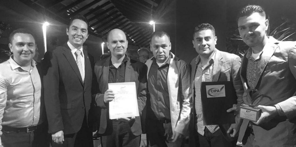 Premios CIPA 2018 - Andrés Esteban Marín