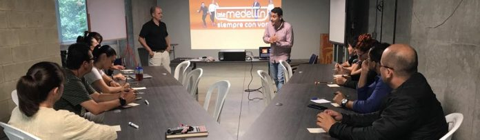 Taller Telemedellín - Andrés Esteban Marín