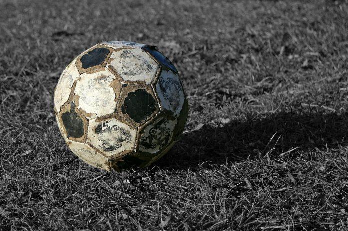 Fútbol de niño Fredonia