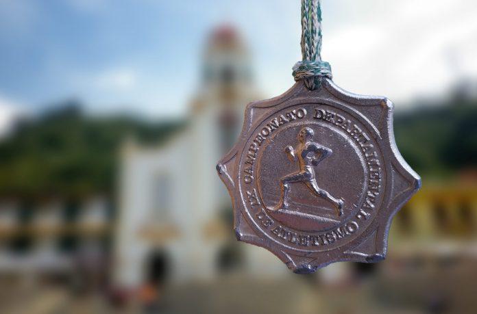 Atlétismo en Fredonia, Antioquia