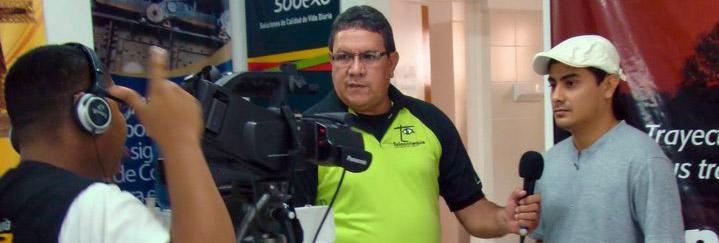 Entrevista para Teleantioquia Noticias.