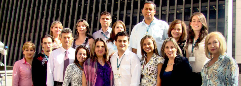 Equipo de la Dirección de Calidad e Ingeniería Organizacional de la Alcaldía de Medellín 2011.
