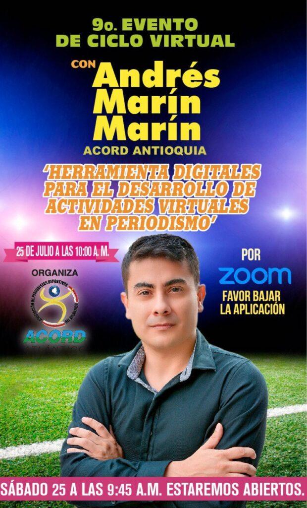 Andrés Esteban Marín - Acord Atlántico