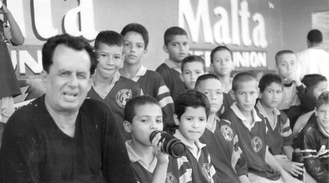 En memoria del profe Luis Alfonso Marroquín