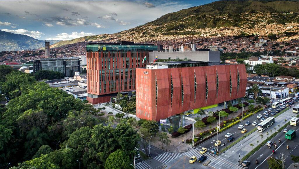 Ruta N. Medellín, Distrito de Ciencia, Tecnología e Innovación.